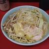 ラーメン二郎 - 料理写真:小ラーメン。