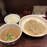 拉麺阿修羅 - 胡麻つけ麺+乱ねぎ