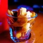 MILLS - チャイについてきたドライフルーツやナッツ