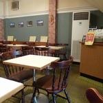 パーラー鯉 - 昔ながらの喫茶店。