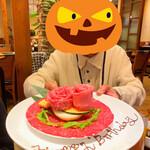 焼肉 スタミナ苑 - 2021年3月親父79歳