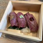 堀江燈花 和食 鮨 日本酒 -