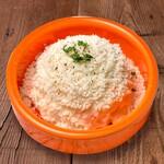 肉バルGABURICO - チーズポテサラ
