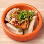肉バルGABURICO - ぷりぷり海老水餃子