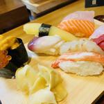鮨元 - 『生寿司特上』                                 税込2,500円