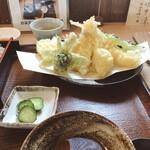 そば処 きょう香庵 - 料理写真:
