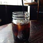 ザ シティ ベーカリー バー アンド バーガー ルービン - アイスコーヒー