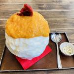 サカノウエカフェ - ブラッドオレンジ 1,500円