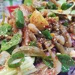 クアクンティム - ダンクン(川エビを使ったイサン料理)