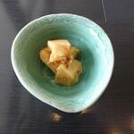 あわみ - 料理写真:季節の一品