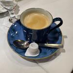 ル・ポティロン - コーヒー
