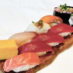 板前寿司 - ランチ1.5人前