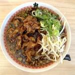 肉汁麺ススム - 肉汁麺レベル2(900円)
