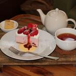 Sweets + Kitchen ARI3 - 料理写真: