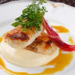 みれい - 本日の鮮魚の炙り焼き