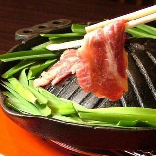 「恵比寿で馬焼肉が食べられる数少ない馬肉専門店」