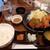 ガスト - 料理写真:合盛り定食 759円