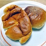 南雲ベーカリー - クリームパン & あんパン