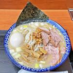 肉煮干中華そば 鈴木ラーメン店 - 「味噌中華そば その参」¥880(味玉は別)