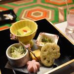 箱根星のあかり - 料理写真:
