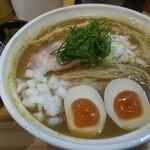 148231952 - 桐麺カレー味玉