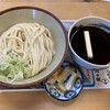 四方吉うどん - 料理写真:もりうどん(小)