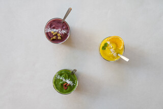 METoA Cafe & Kitchen - スーパーフードスムージー