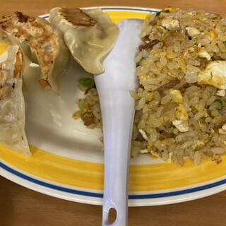 麺家 たか志 - 料理写真:チャーハンセット