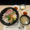 丸伊 - 料理写真:越後すし丼 1,320円