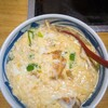 Marufuku - 料理写真:きつねとじそば 600円