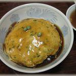 風味亭 - 天津丼