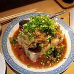 中華菜舘 清心 - ピータン豆腐