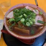 中華そば 麺屋7.5Hz - 中華そば(中)