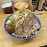 らーめん きじとら - 料理写真: