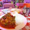 タイ屋台メシ モンティ 13 - 料理写真:プラームック パッ ピッ トゥア