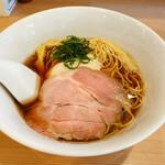らぁ麺 みうら - 料理写真: