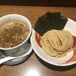 フェニックスの涙 - 料理写真:濃厚パイタンつけ麺 のりトッピング