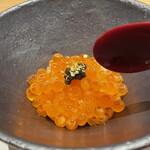 Ebisusushishiorianyamashiro - イクラの小丼ぶり
