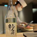 Ebisusushishiorianyamashiro - 寿司に合う沙利