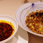 御田町 桃の木 - 正式坦々麺