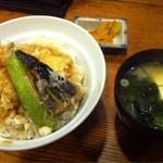 大衆割烹 春日 - 天丼