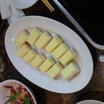 串カツ甲子園 - サービスのデザート