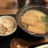 うどんばか平成製麺所 - 料理写真:本日の日替り700円
