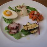 マザームーンカフェ - 前菜盛り合わせ(数量限定)