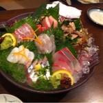 紀州屋 - 鮮魚盛り