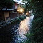 14826877 - 祇園白川からのロケーション