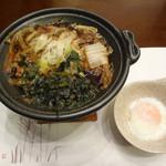 仙石高原大箱根一の湯 - 鶏のすき焼き