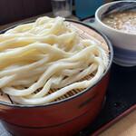 田中屋 - 料理写真:うまかうどん二枚