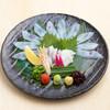 Isorokuya - 料理写真:■期間限定 食べる大分特集■佐伯市蒲江 甲イカ「甲イカのお造り」