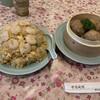 Taimi - 料理写真:エビチャーハン+シューマイ1300円(税込)